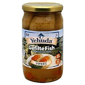 Yehuda Fish Gelfilte Sweet