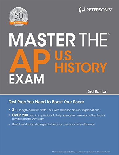 Master the AP U.S. History Exam (Peterson's Master the Ap U.S. History)