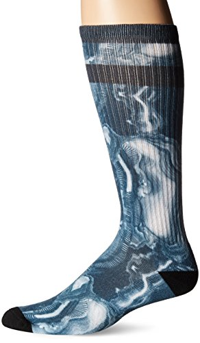Sole Options Men's Novelty Crew Sock