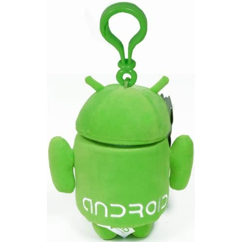 Android Plush Backpack Clip Green Guy supplier