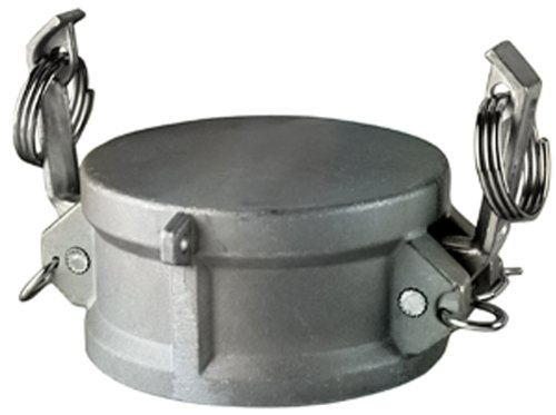 2 1//2 Kuriyama SS304-DC250 Stainless Steel Part DC Dust Cap