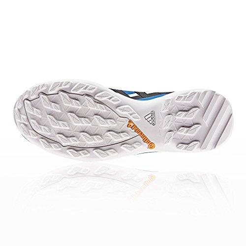 adidas Terrex Swift R2 Mid GTX, Scarpe da Arrampicata Alta Uomo Blu (Blubea/Cblack/Greone Blubea/Cblack/Greone)