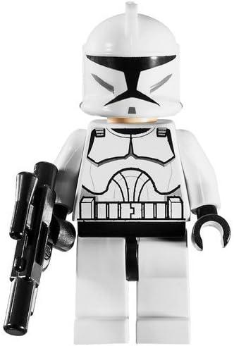 LEGO Star Wars Minifigure - Clone Trooper with Blaster Gun (Clone Wars)