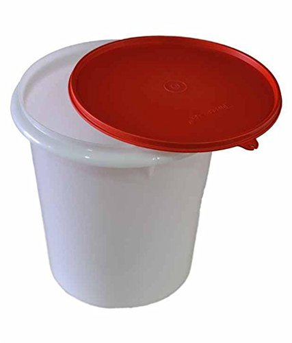 (Tupperware Giant Canister 8.75L)
