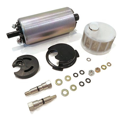 (The ROP Shop New Electric Fuel Pump KIT fits Mercury 1998-2000 Racing 300 HP Outboard Engine)