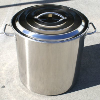 Concord 120 Quart Stainless Steel Stock Pot Cookware by Concord Cookware (Image #1)