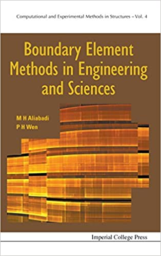 Book Boundary Element Methods in Engineering and Sciences (Computational and Experimental Methods in Structures)