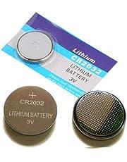 Lithium Batteries 3V CR2032