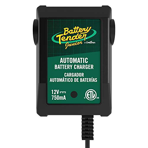 Battery Tender 12 Volt Junior Automatic Battery Charger (Motorcycle Battery Tender Charger)