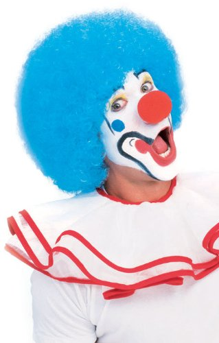 Rubie's Costume Popular Price Clown Wig, Blue, One Size