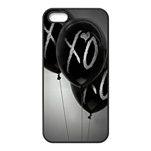 Customiz The Weekend XO Back Cover Case for iphone 5 5S