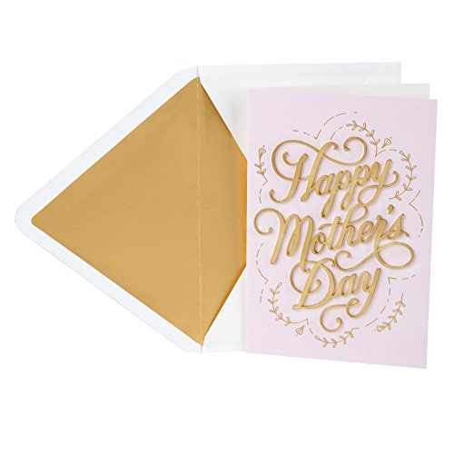 Hallmark Signature Mother's Day Card (Love You All Year Long)