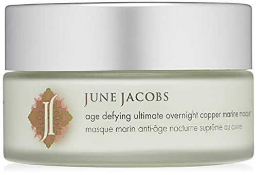 June Jacobs Age Defying Ultimate Overnight Copper Marine Masque, 4 Fl Oz