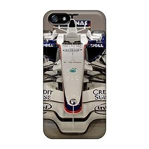 Excellent Design Bmw Sauber F1 Front Phone Cases For Iphone 5/5s Premium Tpu Cases