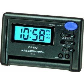 (Casio Snooze Daily Alarm Travel Clock)