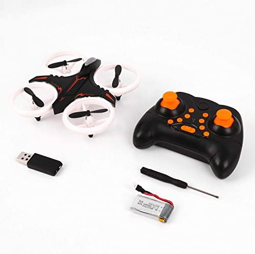 RC Drone, Mini Drone for Kids and Beginners, Mini Drones Quadcopter with LED Lights, Altitude Hold Height Headless 4CH 2.4Ghz Helicopter Steady Super Easy Fly for 3 4 5 6 7 8-12 Year Old Boy Toys 41RtlhgSHJL