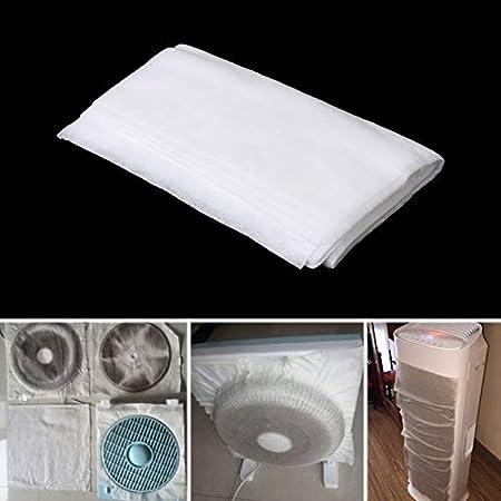 NO LOGO L-Yune, 5 Unids HEPA Antibacterial Anti-Polvo de Algodón for Xiaomi Purificador de Aire 1/2 Reemplazo: Amazon.es: Hogar