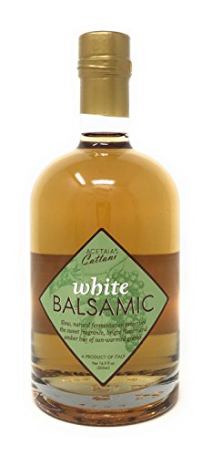 Acetaia Cattani White Balsamic Vinegar - Balsamic Vinegar Golden