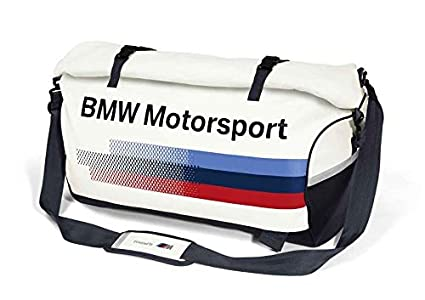 f924eab99d23 Image Unavailable. Image not available for. Color: BMW Motorsport Sports Bag