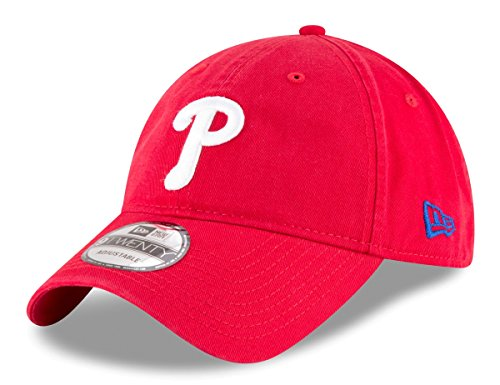 (New Era Philadelphia Phillies 9Twenty MLB Core Classic Adjustable Hat)
