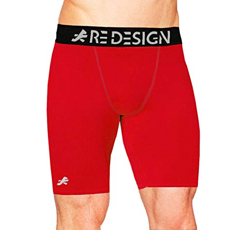 ReDesign Apparels Compression Nylon Short Tights (Color Options)