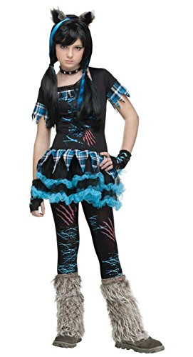 [Wick'd Wolfie Teen Costume] (Wickd Wolfie Teen Costumes)