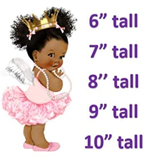 3774b8e471b51 Amazon.com : Ruffle Pants Pink And Gold Sneakers Pearls Vintage Baby ...