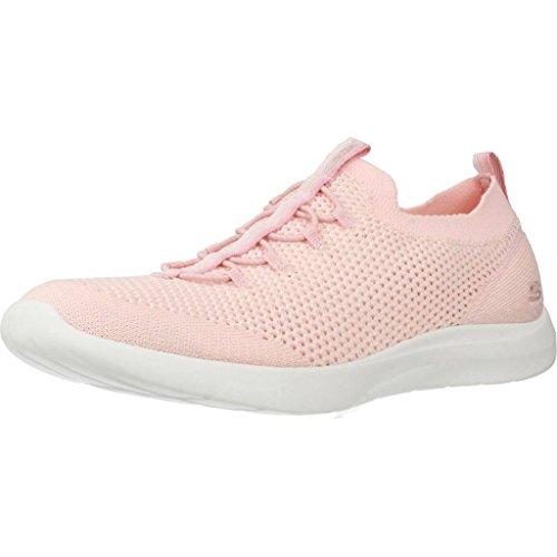 Skechers Calzado Deportivo Para Mujer, Color Rosa, Marca, Modelo Calzado Deportivo Para Mujer Studio Comfort Life Line Rosa Rosa