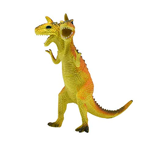 Gbell Godzillal Double Head Dinosaur Monster Toys,Kids Realistic Dinosaur Educational Toys,Dino Model Figures,Collector Toys,Birthday Gifts for Boys Kids 3-14 Year olds,15-17CM]()