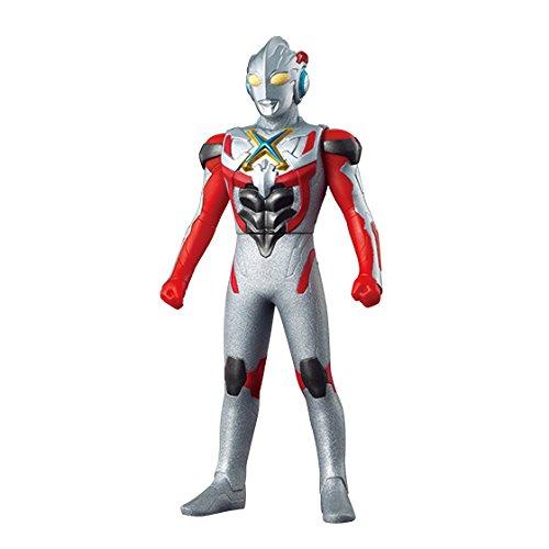 Ultraman Ultra Hero Series Soft Vinyl : 35 X
