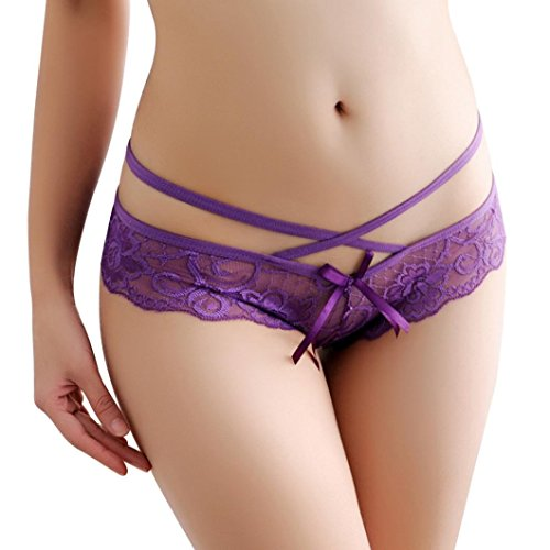 Clearance Sales Lace Sexy Thongs Underwear AfterSo G-String Bottoms Panties Underpants Bikini PantyShorts Briefs Hipsters Womens Girls Bridal Wedding Honeymoon Gift (US:6 - US:16, (Homemade Flower Child Costumes)