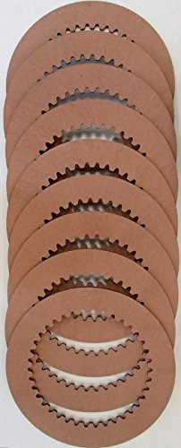 New Complete Steering Clutch Kit Made To Fit John Deere Crawler / Dozer 450B