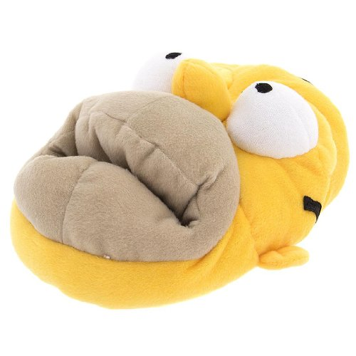 50bd7d4002250 The Simpsons Homer Simpson Slippers for Men - Import It All