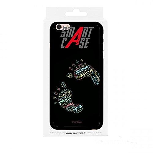 Coque + Verre Trempé pour iPhone 6 Plus / 6S Plus SmartCase® LITTLE FOOT