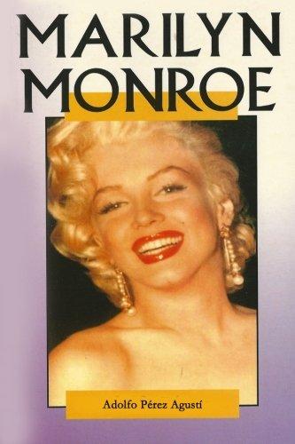Libro : Marilyn Monroe  - Adolfo Perez Agusti
