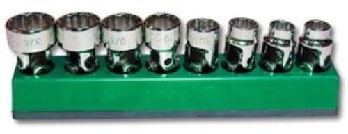 Mechanics Time Saver 386 Soc HOL 3//8U Mag Dark Green
