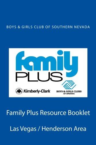 Family Plus Resource Booklet: Las Vegas / Henderson Area pdf
