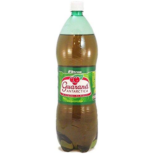 Antarctica Soda Guarana 2 Liters (5 Pack)