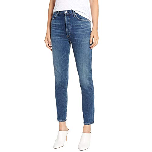 Citizens of Humanity Womens Olivia High Rise Slim Ankle Jean Solo 27 from Citizens of Humanity