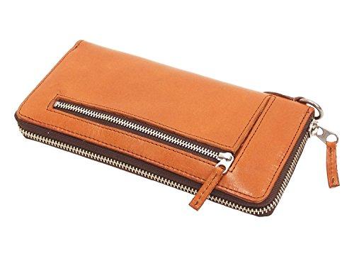 Around amp; Camel SUGAR Wallet SALT Leather Men's Zip All qX1zd