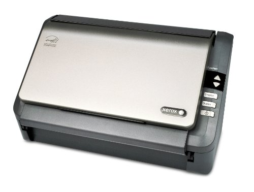 Xerox DocuMate 3125 Duplex Color Document Scanner for PC and Mac