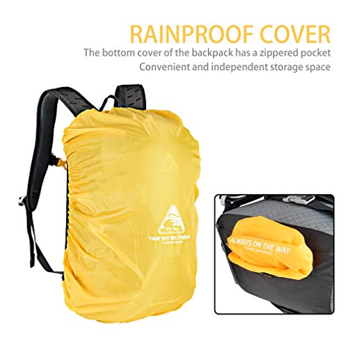 YTYC KIMLEE Sport Bag Waterproof Mountaineering Travel Backpack Man Woman by YTYC