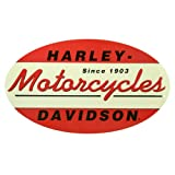 Harley-Davidson® 1903 Oval Metal Sign