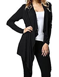 Womens Plus Size Long Sleeve Cardigans Coat