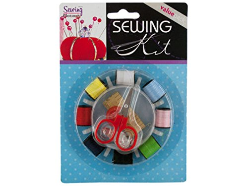 Sewing kit - Pack of 96 by bulk buys