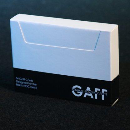 135b5e0183a Amazon.com  Black NOC V3s Gaff Playing Cards Limited Edition (BLACK ...