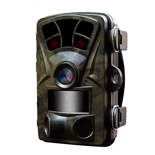 ISHARE Trail Camera, 16MP 1080P Full HD Wildlife Game Camera with 2.4