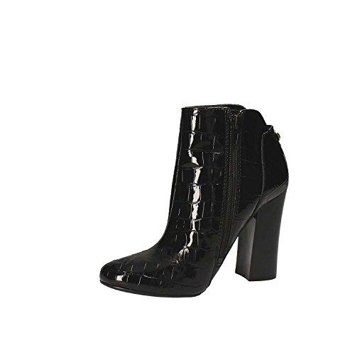 PAC 23 Shoes Black 09 Footwear FLLN Black Women Guess Women Leather zxpZqp67