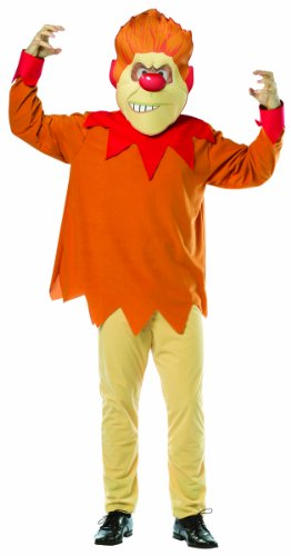 Rasta (Heat Miser Costume)