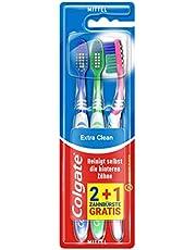Colgate Palmolive Extra Clean szczoteczka do zębów Medium 2 z 1 gratis, posortowane nadrzędne